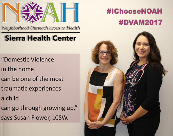 Domestic Violence - Toxic Stress, Dr. Avila and Susan Flower
