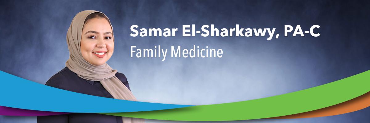 Samar El-Sharkawy, PA-C