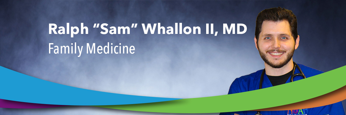 Sam Whallon II, MD