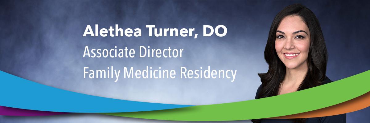 Alethea Turner, DO