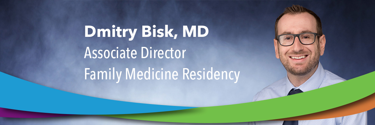 Dmitry Bisk, MD