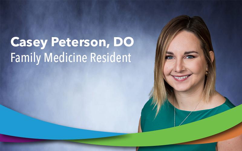 Casey Peterson, DO