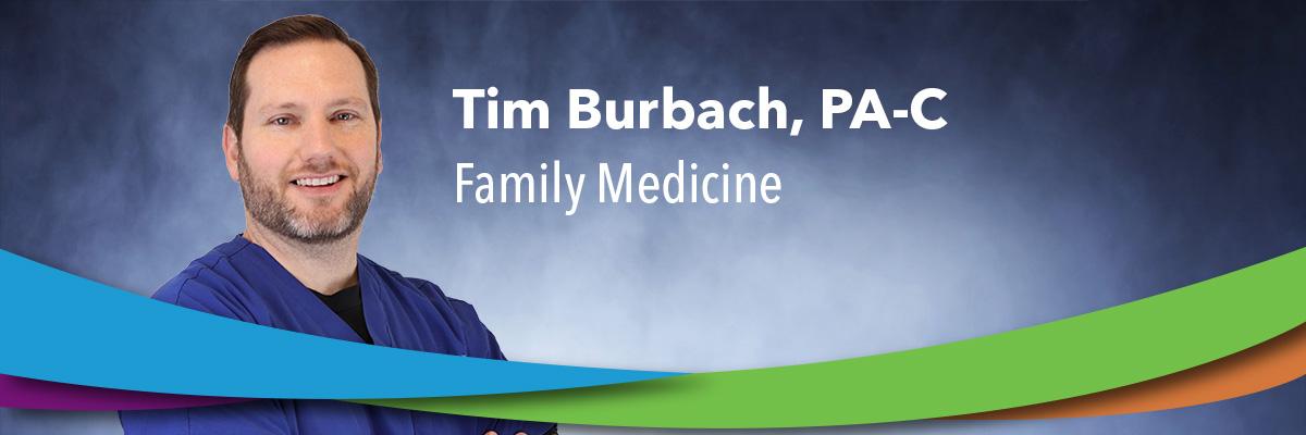 Tim Burbach, PA-C
