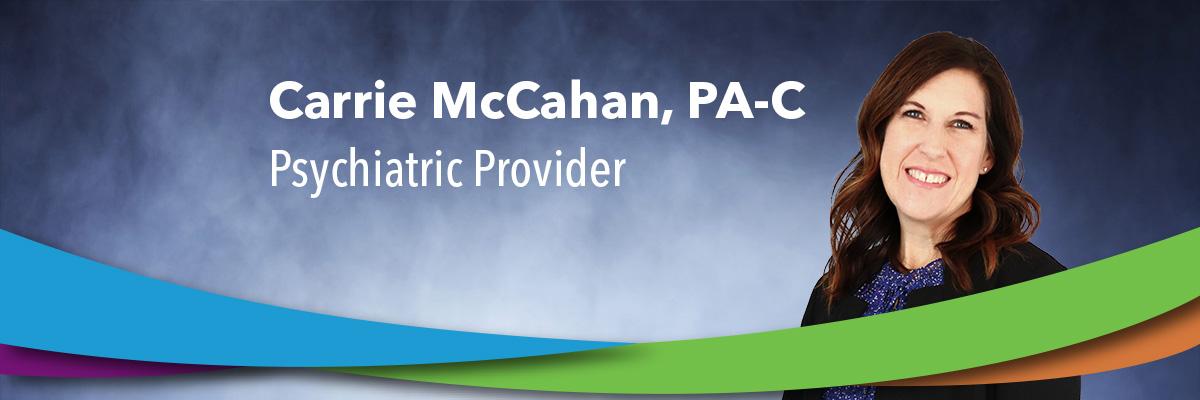 Carrie McCahan, PA-C