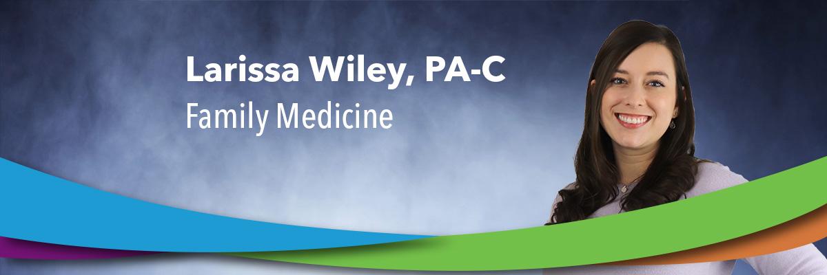 Larissa Wiley, PA-C