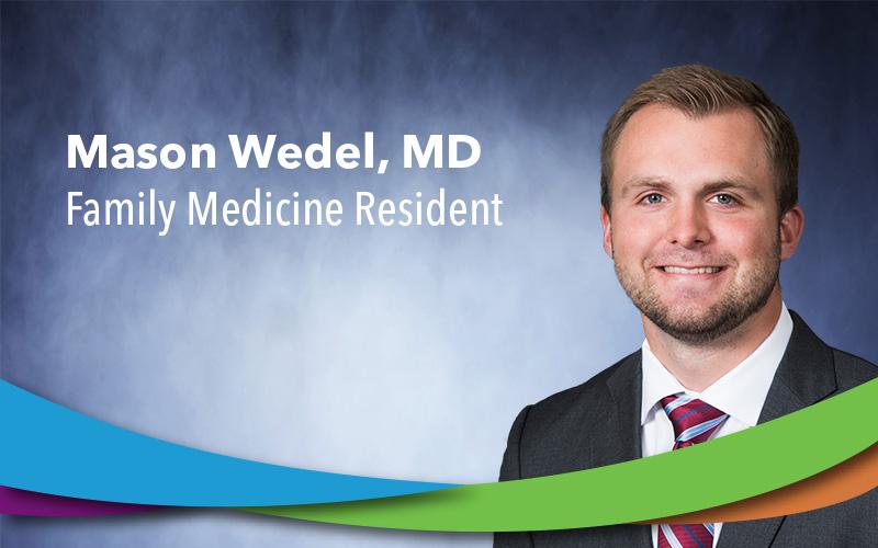 Mason Wedel, MD