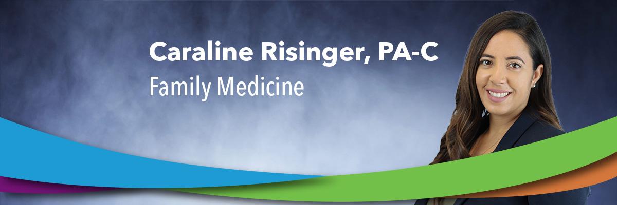 Caraline Risinger, PA-C