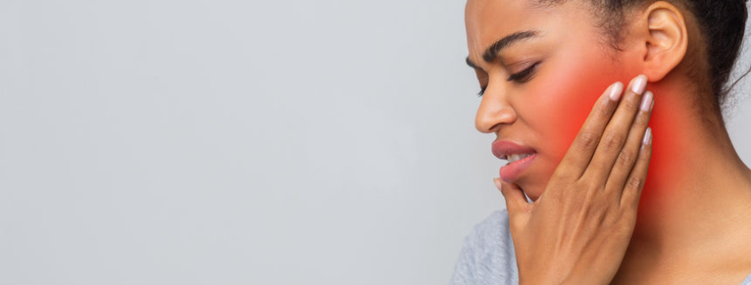 TMJ disorder jaw pain