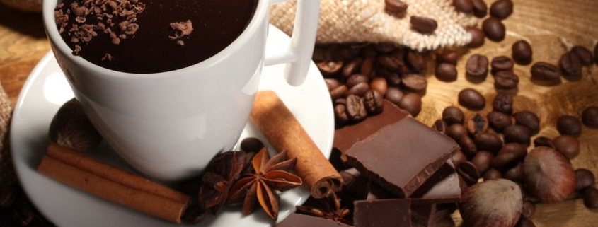 Dark Chocolate Cinnamon Coffee