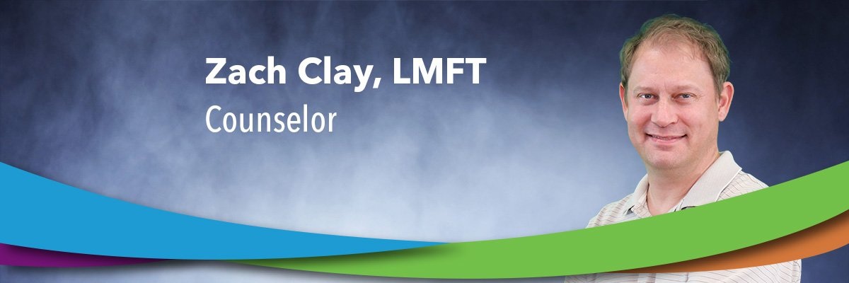 Zach Clay, LMFT