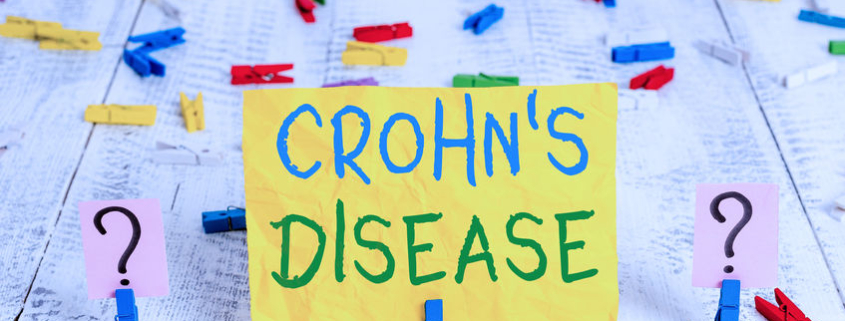 Crohn's and Colitis