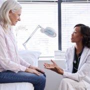 Discussing thyroid disease