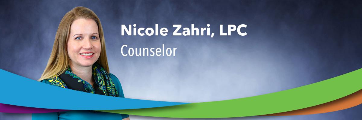 Nicole Zahri, LPC