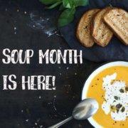 Soup Month