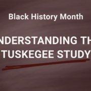 Black History Tuskegee Study