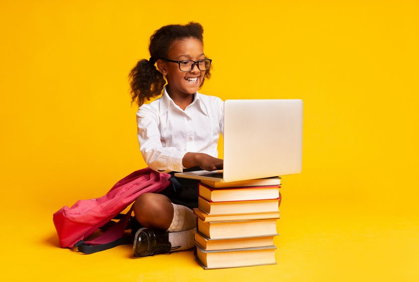 Remote learning and screen time