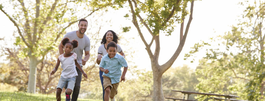 Family physical activity